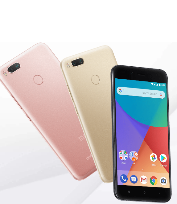 Xiaomi M1a1 The Google Android One Smartphone Launched In India